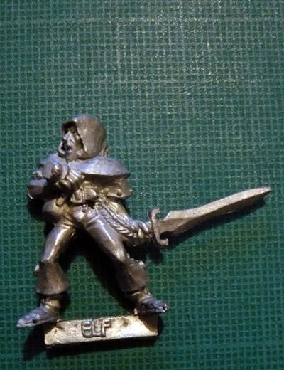 Citadel Elf Warrior