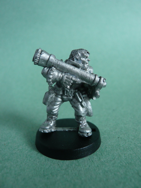 Chainsaw Warrior 1