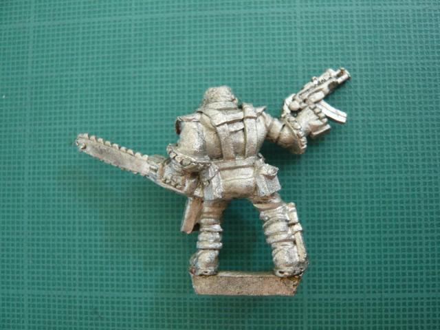 Chainsaw Warrior 2