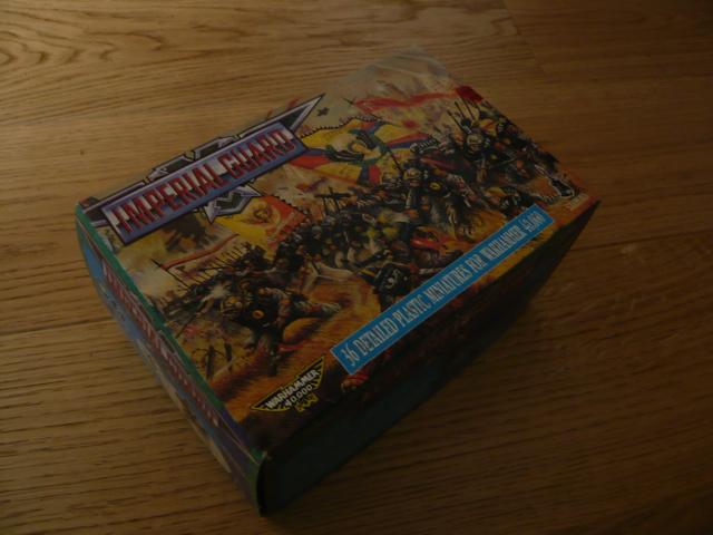 Imperial Guard Box